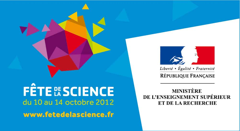 Fête de la science 2012