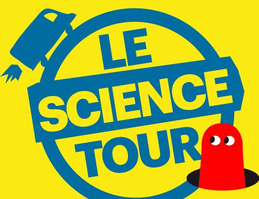 Le Science Tour en bas de chez toi à Alençon
