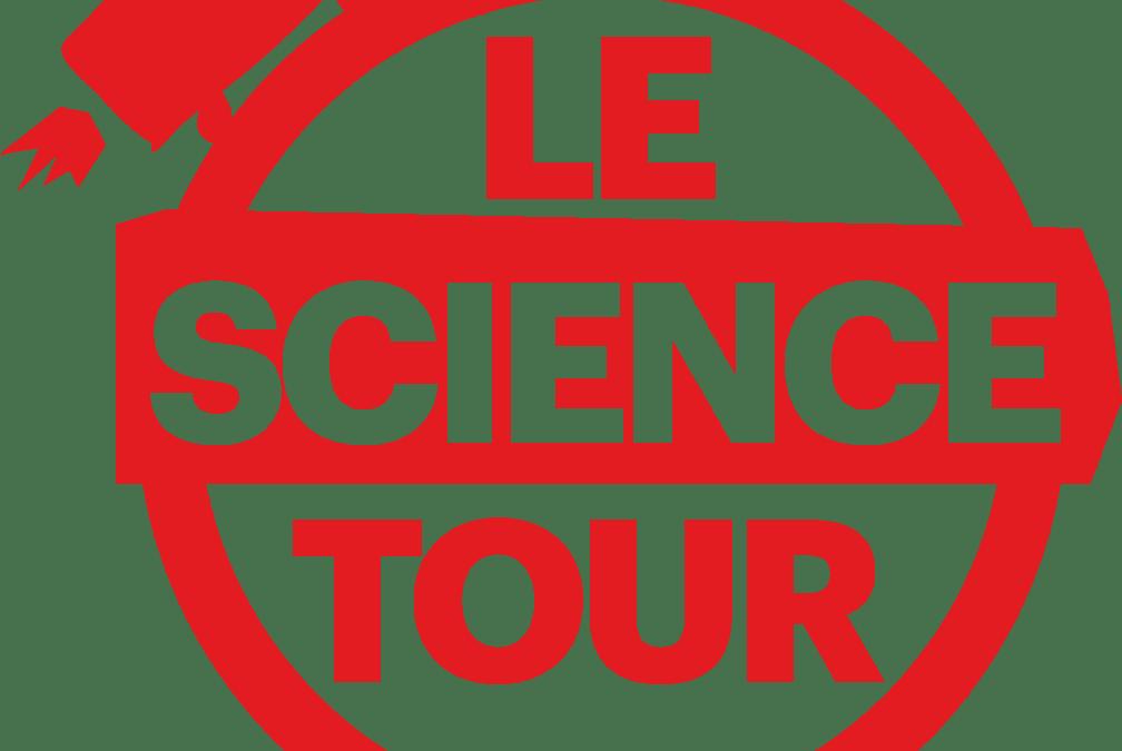 Le Science Tour prend ses quartiers d'été