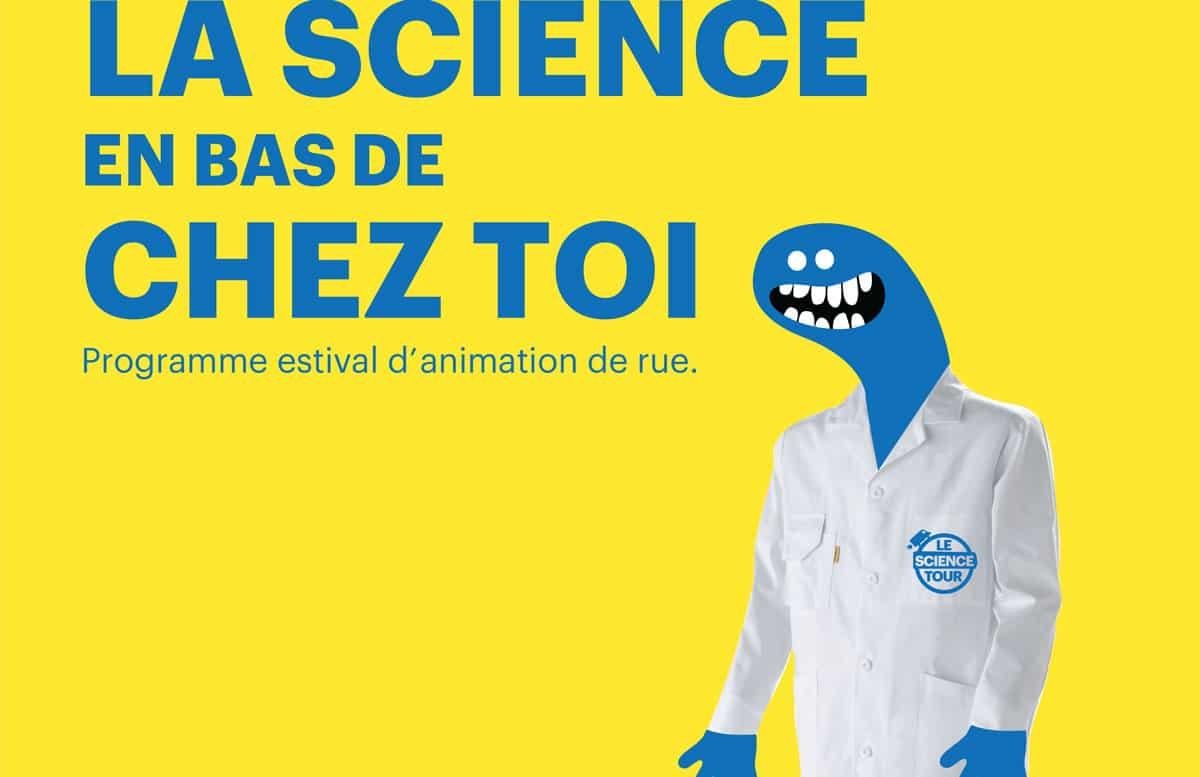 [Lorient] Sciences en bas de chez toi Frébault
