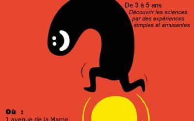 Science pour les tout-petits Lorient