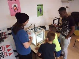 Accompagnement de projets jeunesse