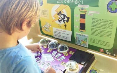 """L'atelier COP21 de la métropole de Rouen-Normandie accueil l'exposition """"En tête à tête avec la Terre"""""""