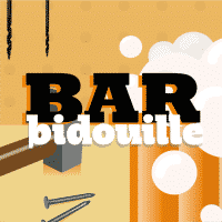 Bar Bidouille mercredi 21 mars de 19h à 21H !