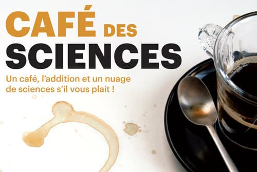 ANNULÉ[Lorient] #FDS2019 Café des sciences du Comité local