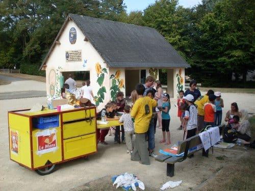 L'été des Petits Débrouillards au Mans, Allonnes et Coulaines