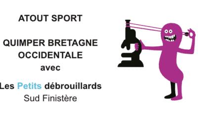 Atout sport printemps 2018 – région de Quimper