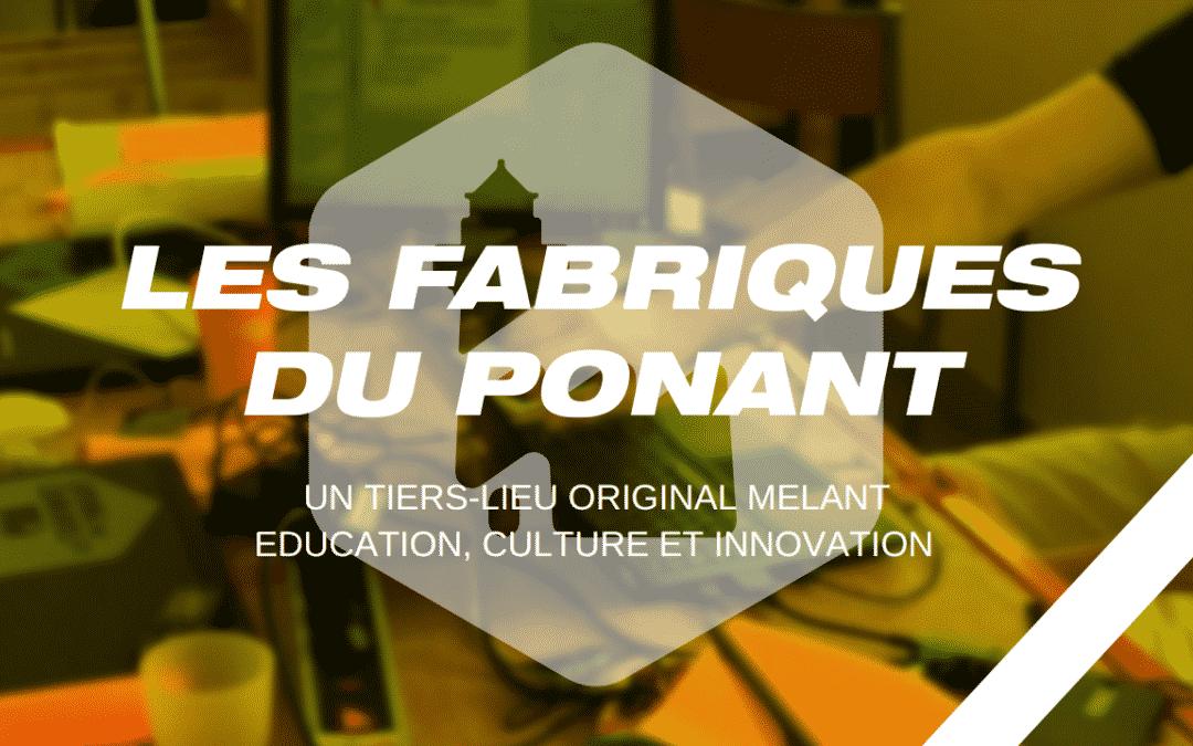 """Abonnement Fablab """"Les Fabriques du Ponant"""""""