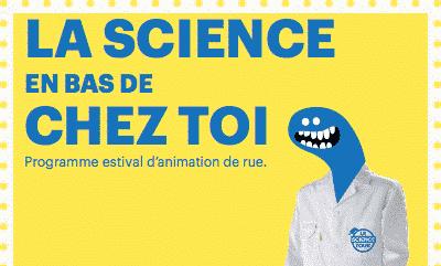 Nantes – Les Sciences en Bas de Chez Toi en 2018