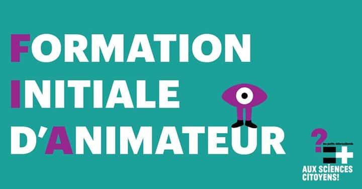 FIA Sciences solidaires – formation initiale d'animateurs-trices – Quimper