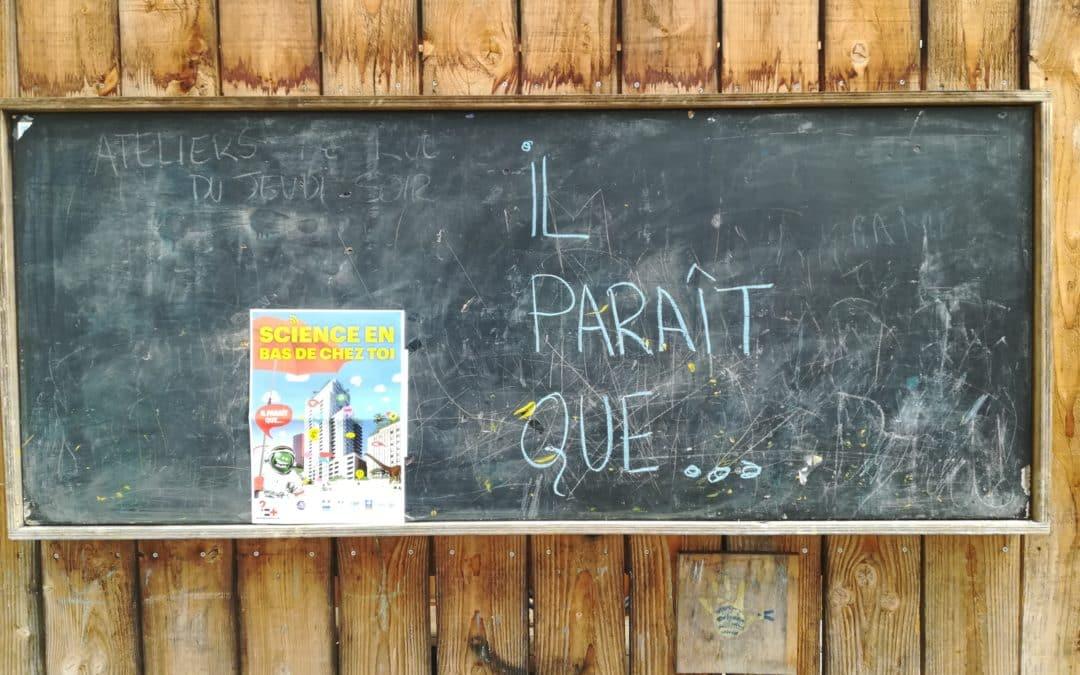 Nantes – Il Paraît Que dans le quartier des Dervallières