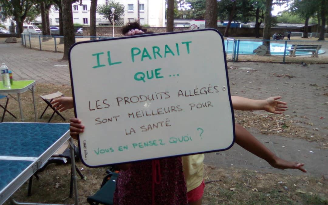 """""""Il paraît que"""" aux sables d'Olonne (Bellevue-Nantes)"""