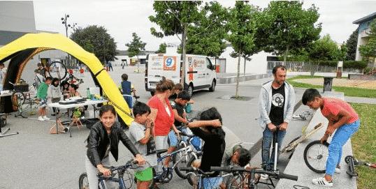 [Quimper] Atelier SBCT Bénévoles : Atelier ORNI don, démontage, réparation de vélos,rollers, skates, trotinettes…