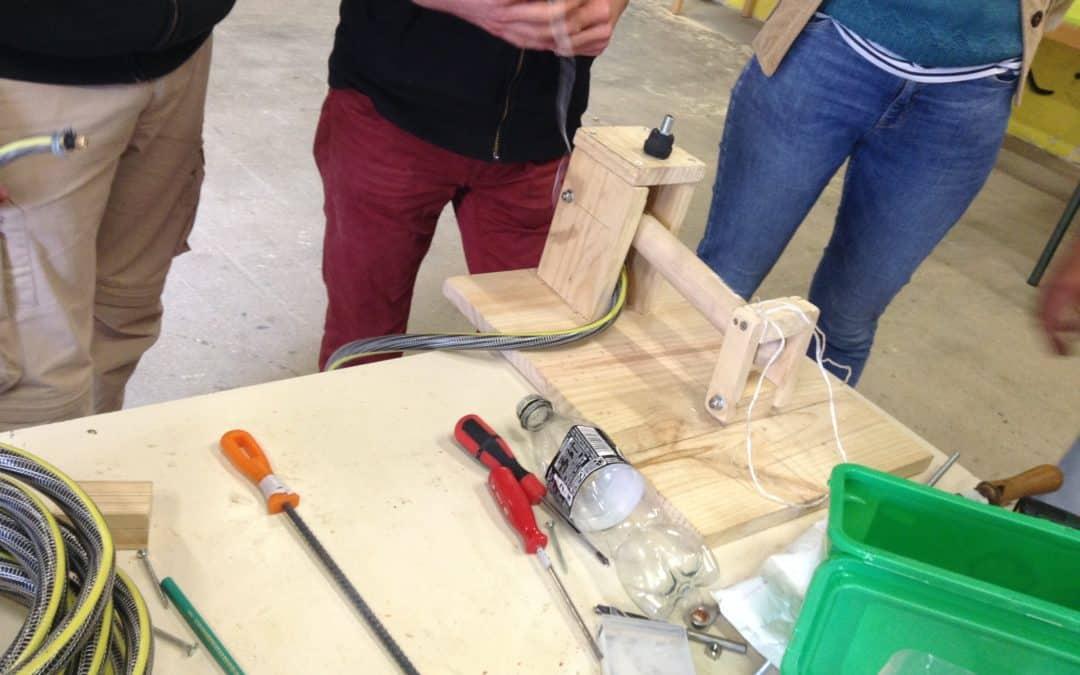 [Quimper] Auberge de l'électro-bidouille – la bricole en partage