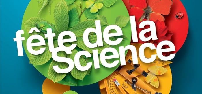Visuel Fête de la science 2018