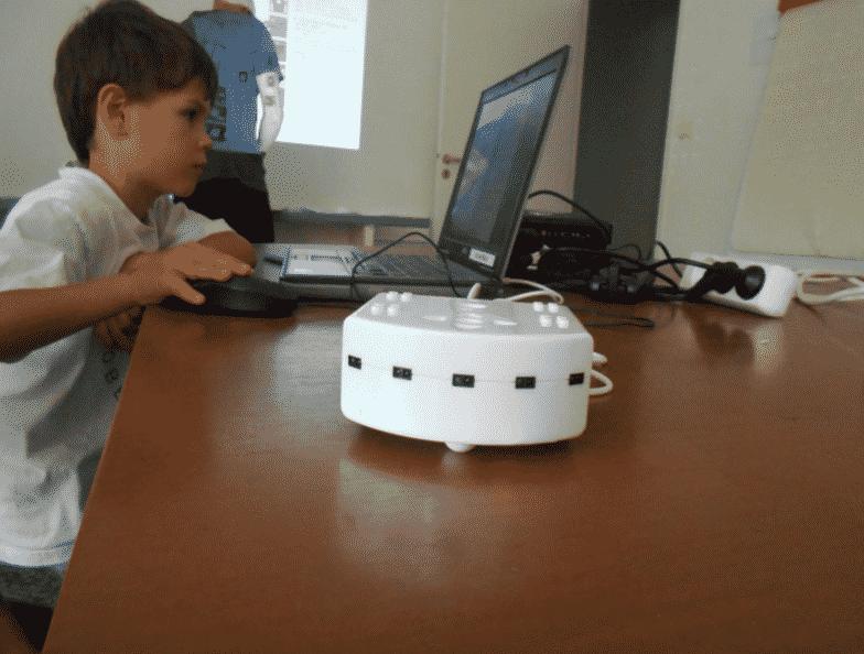 EN SUSPEND [Briec] Atout Sport : Robotique