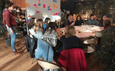 Plus de 150 hackeurs.euses réunis au Science Hack Day Brest 2018