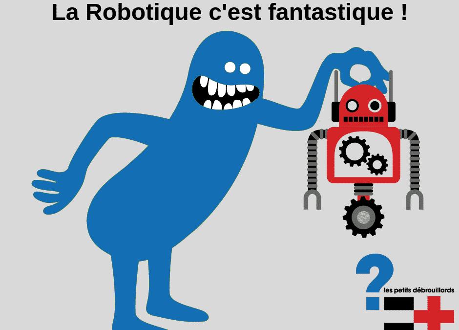 LORIENT- Robotique (9 ans et +)