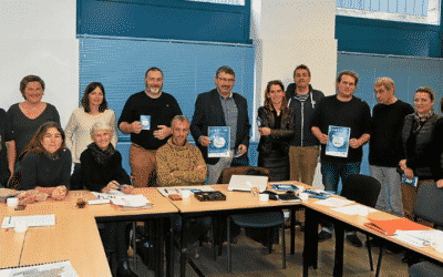 #Onparledenous. À Rostrenen, l'Esprit Fablab accueille six jeunes en service civique sur la fabrication numérique