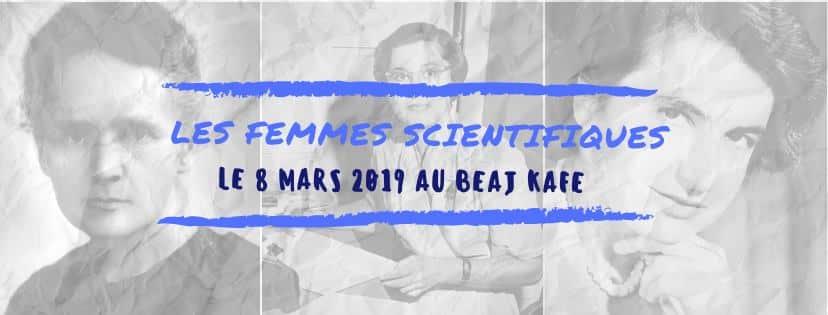 Les femmes scientifiques