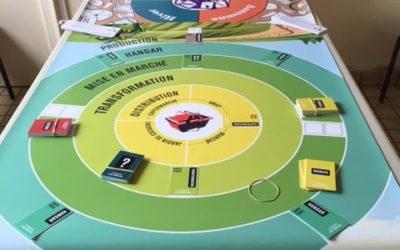 Lorient. «L'assiette responsable» sensibilise les jeunes lorientais à l'alimentation durable.