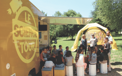 L'alimentation en question avec le Science Tour