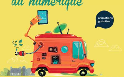 """Le Science Tour """"La biodiversité au numérique"""" sillonne le Maine et Loire en mai et juin 2019"""