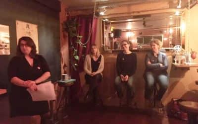 """Lorient. Retour sur le café des sciences """"Femmes entrepreneures et scientifiques"""""""