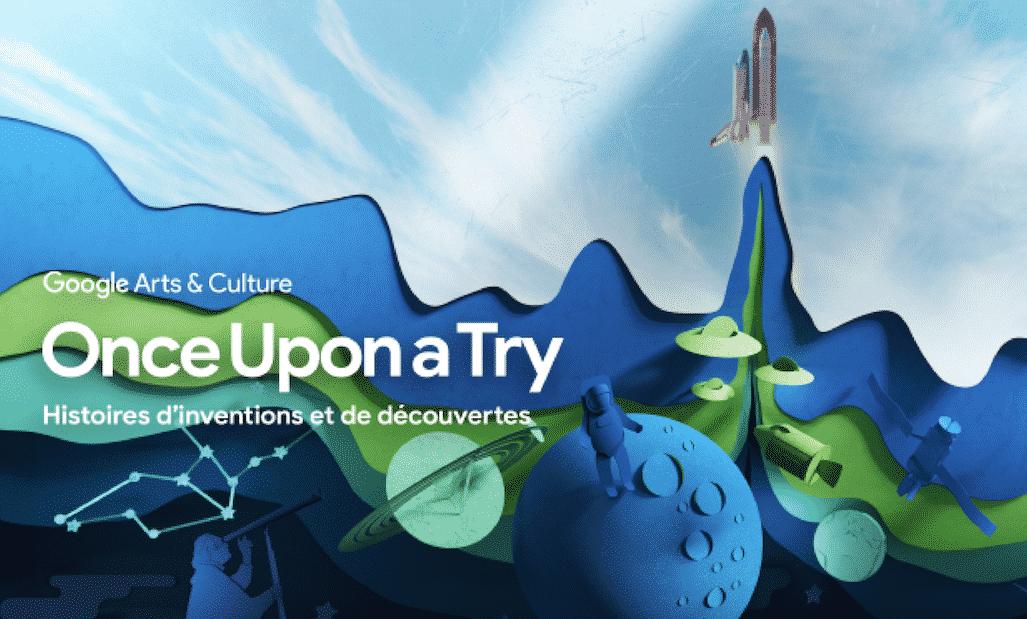"""""""Once Upon a Try"""" à la découverte des grandes inventions / Science Tour à Rennes !"""