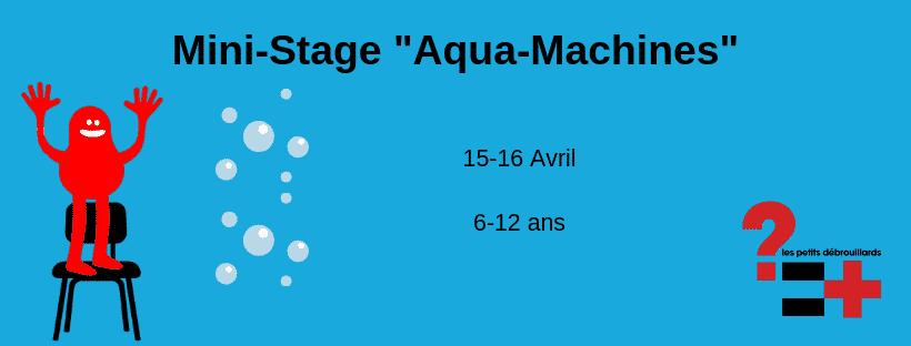"""Lorient. Les """"Aqua-machines"""" se mettent à l'eau"""