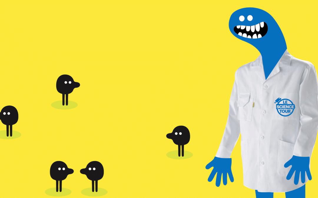 [BREST PONTANÉZEN]Sciences en bas de chez toi #SBCT