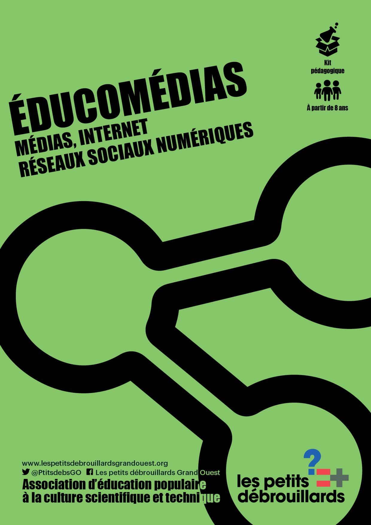 Eduquer aux médias, réseaux sociaux numériques et internet : Formation
