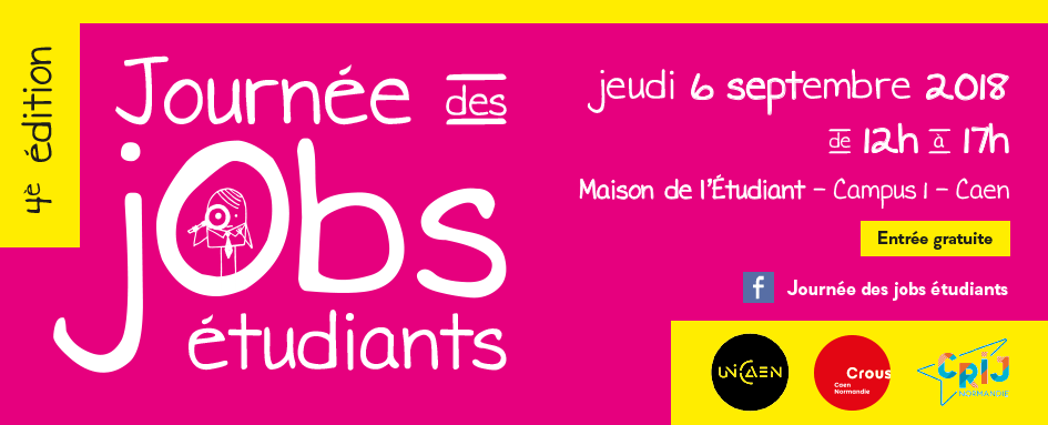 Journée des Jobs étudiants