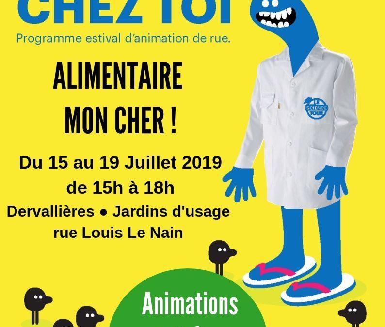 Nantes – Alimentaire mon cher ! (Dervallières)