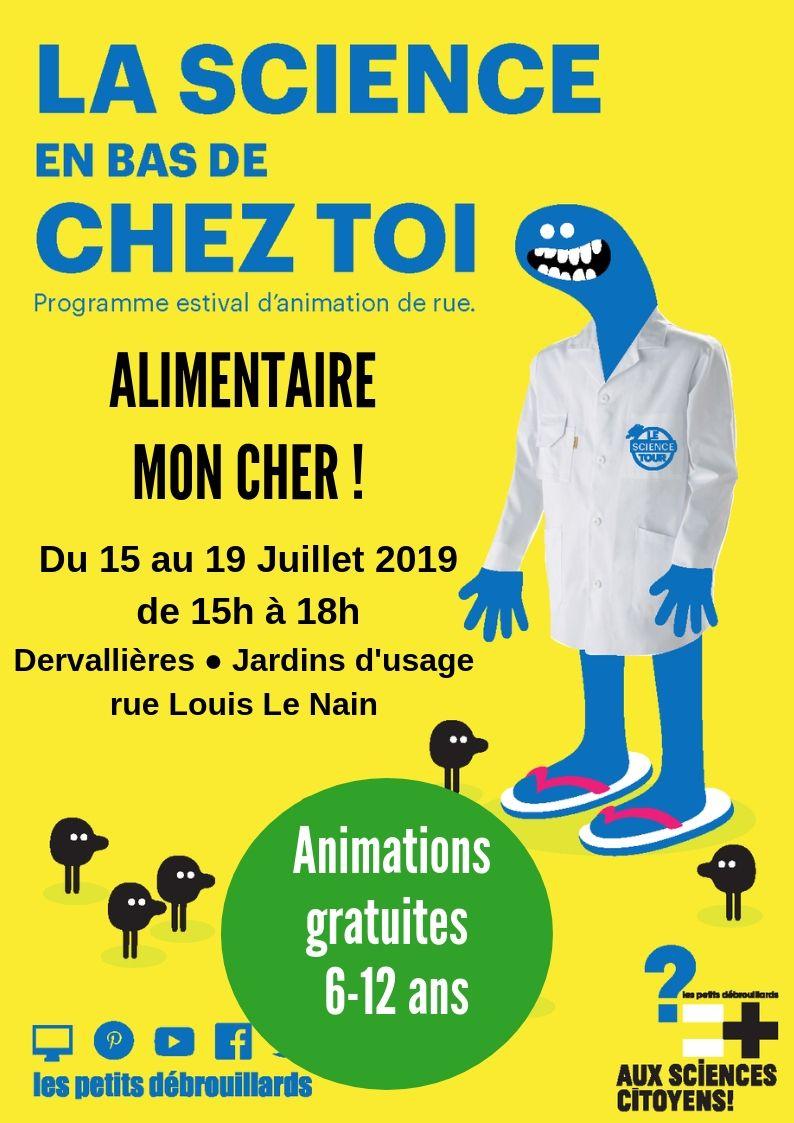Nantes - Alimentaire mon cher ! (Dervallières)