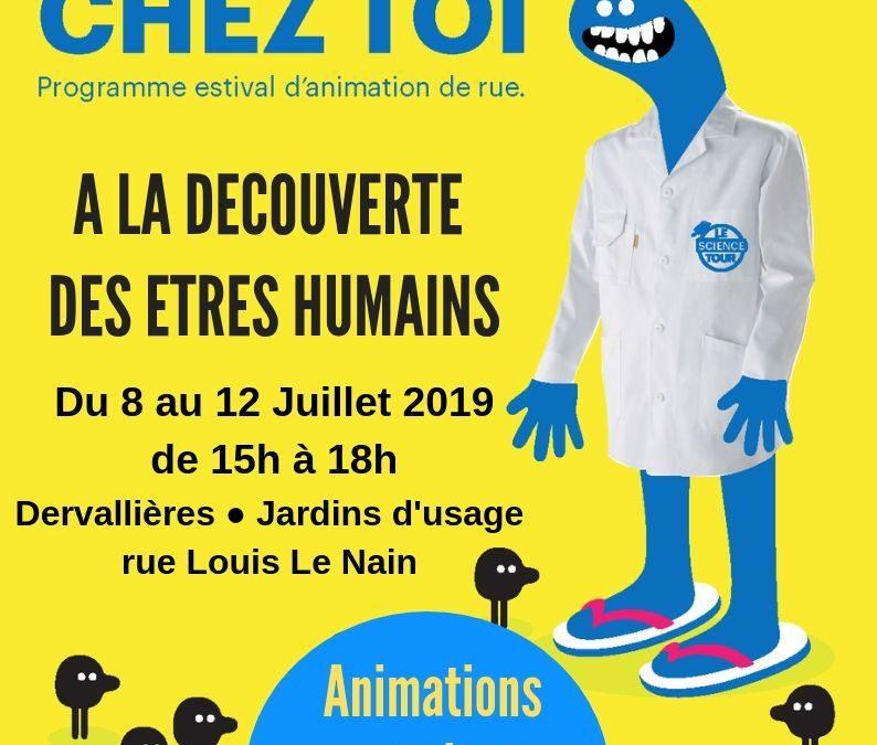 Nantes – A la découverte des êtres humains