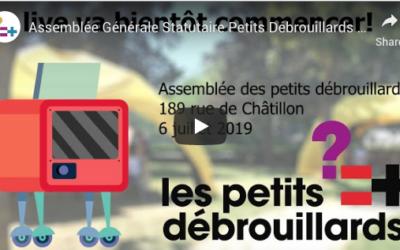 [Direct] Suivez l'Assemblée générale à Rennes !