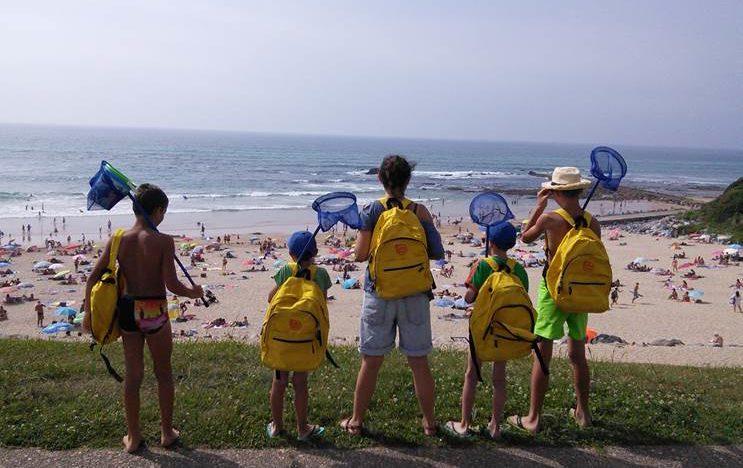 Le Science Tour Littoral tout l'été sur les plages ligériennes