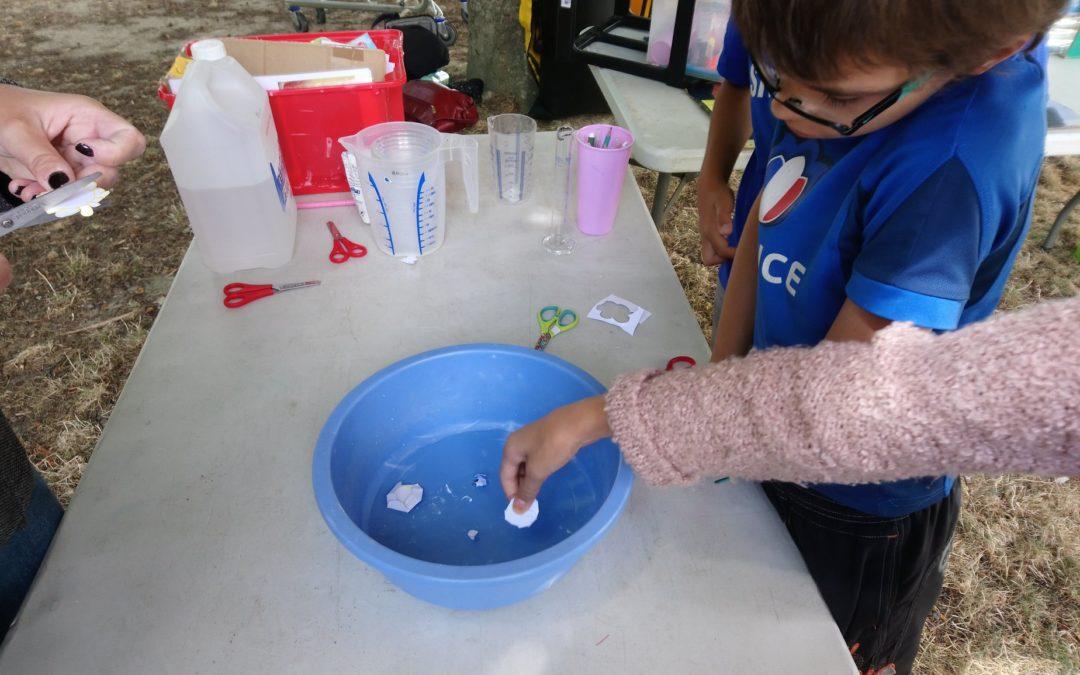 Science en Bas de Chez Toi – Centre Alain Savary