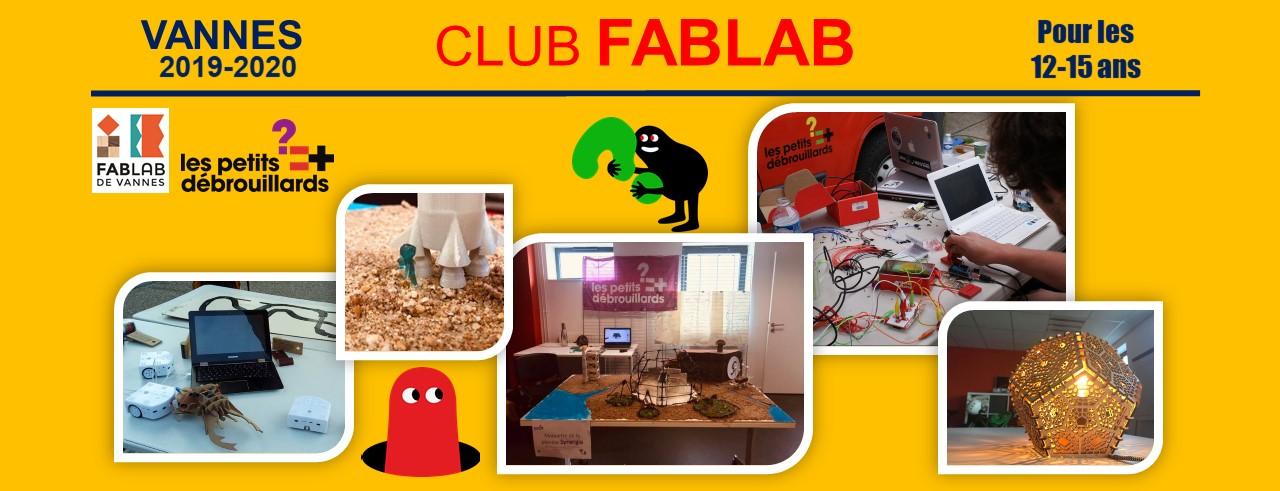 Vannes-Club FABLAB