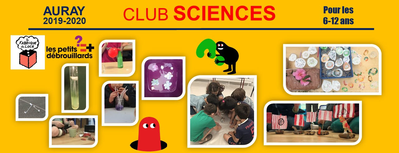 [SUSPENDU] - Auray-Club SCIENCES