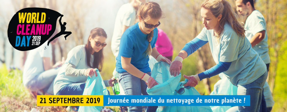 [Guidel] (56) World CleanUp Day – Mobilisons nous !