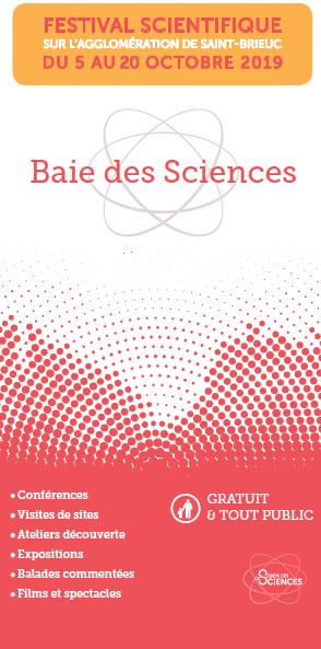 Festival Baie des Sciences à St Brieuc et alentour
