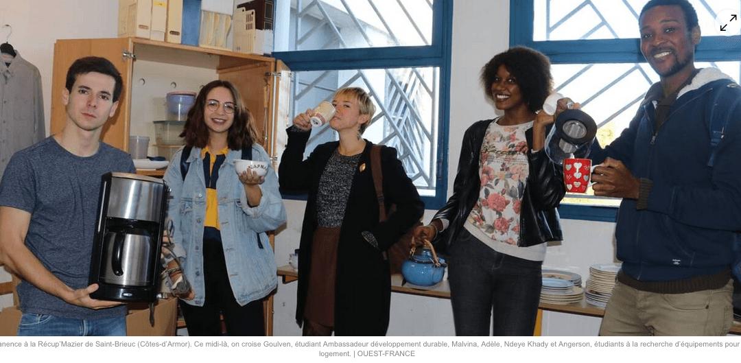 Des ateliers d'autoréparation à St-Brieuc à L'université Mazier