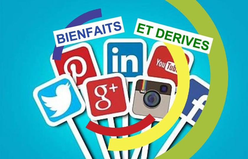 Conférence d'Antony Le Goïc-Auffret, à Merdrignac (22), sur les réseaux sociaux et la socialisation sur internet