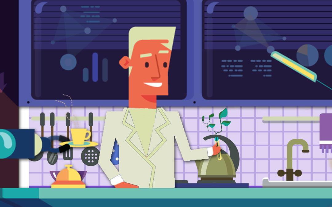 Nantes – Stage : De la chimie dans la cuisine ?! (6-12 ans)