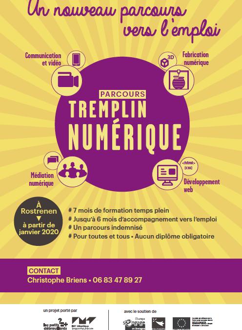 Parcours Tremplin Numérique