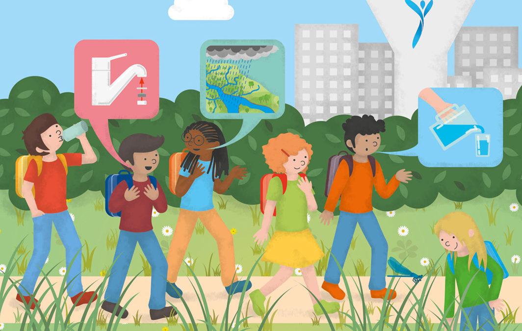 La reprise des animations scolaires ECODO !