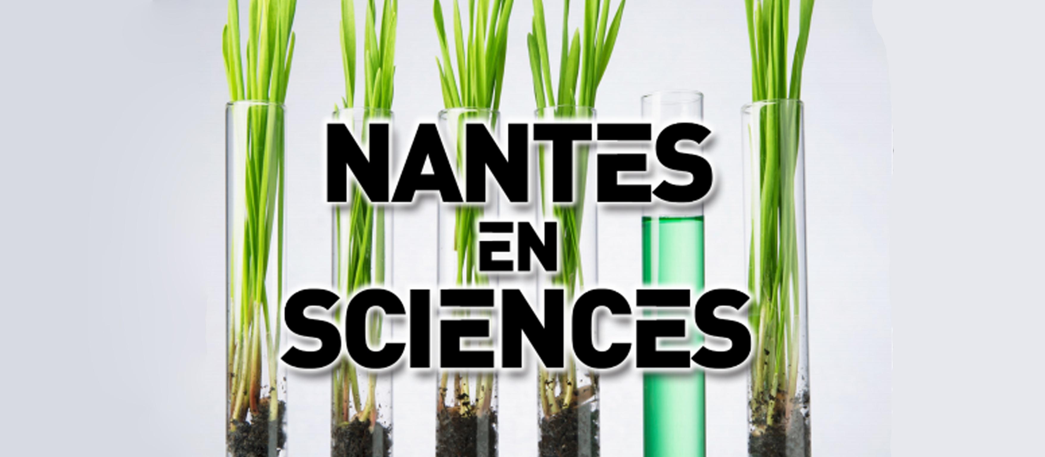 """""""Nantes en sciences"""" pour la conférence nantaise de CSTI"""