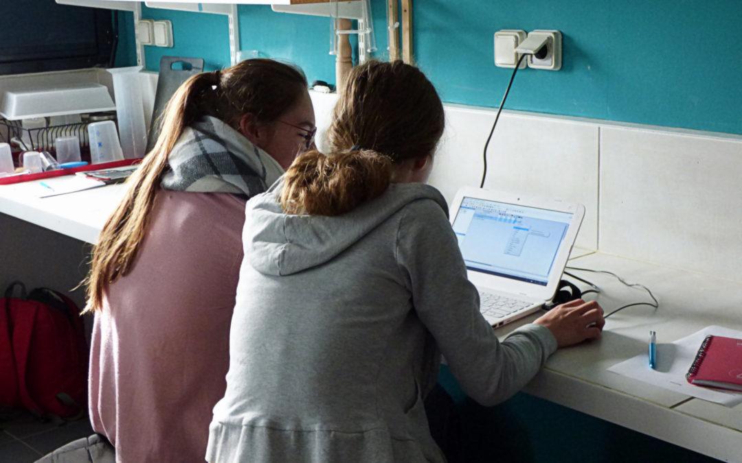 Nantes. Un stage numérique pour déjouer les idées reçues!